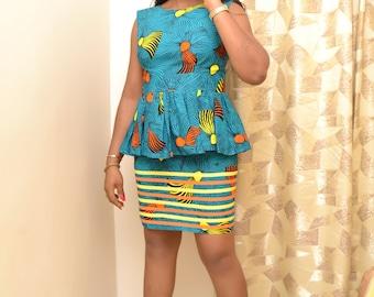 cea18584476cc4 GlamzByAma Skirt   Blouse Set