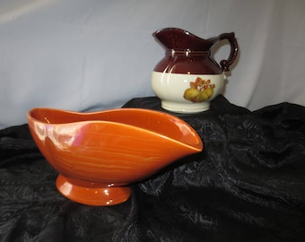 2 Pieces McCoy USA Pottery
