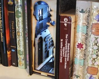 Sherlock Holmes Diorama Insert