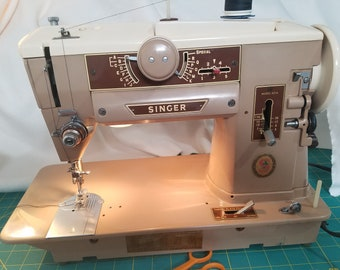 Sewing machine manual singer 403A and 401A Westinghouse kenmore ...