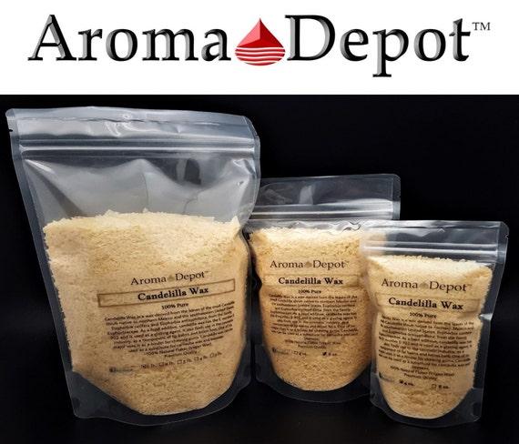 to 15 Lbs Carnauba Wax Flakes T1 100/% Pure Natural Organic Multipurpose 1 oz