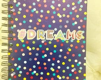 journal/notebook #DREAMS