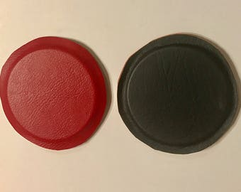 Aimants Biomagnétisme - couverture aimants 3» X0.25 «Pack aimants Ferrite dur de 2.
