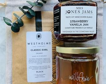 Tea and Sweets Swag Bag