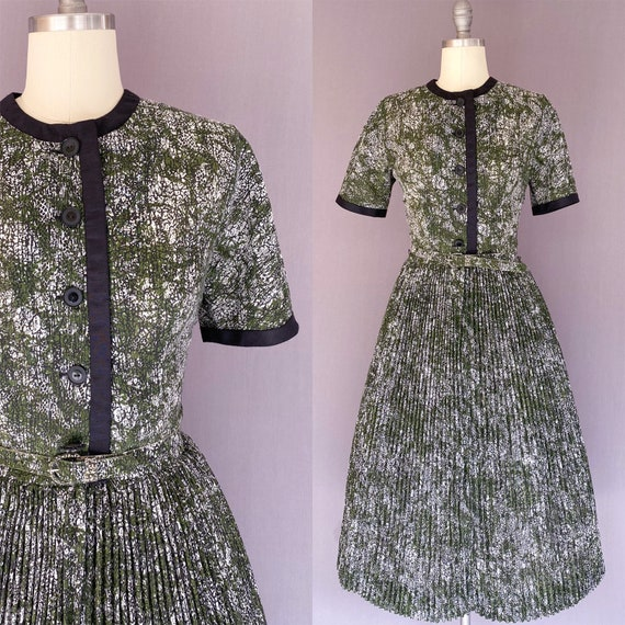 1950s L'Aiglon Dress