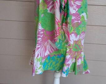 Nanette Lepore Floral Skirt