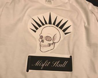 Life Is Strange Misfit Skull Tee