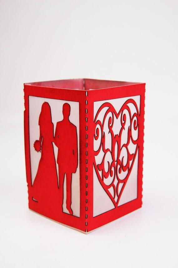 Tea Light Holder Wedding Favors Ceremony Or Church Decor Etsy