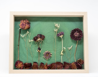 Dried Flower Art