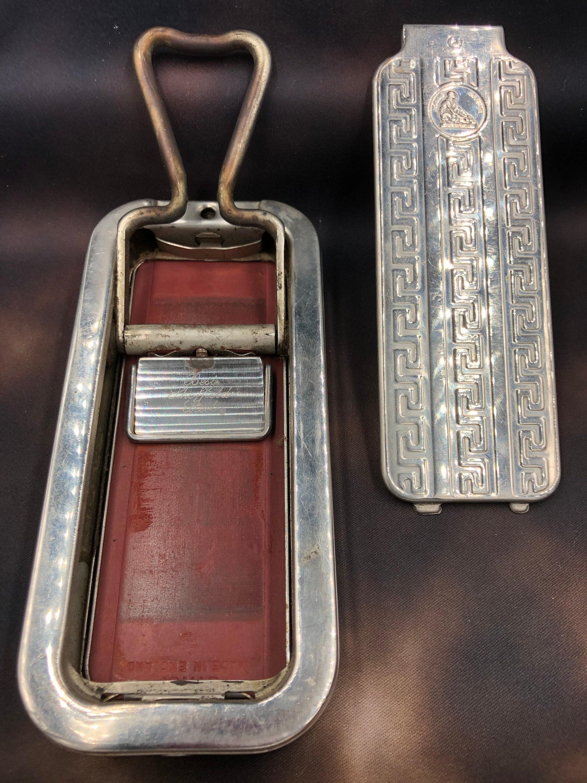 REDUCED PRICE Antique Rolls Razor | Etsy