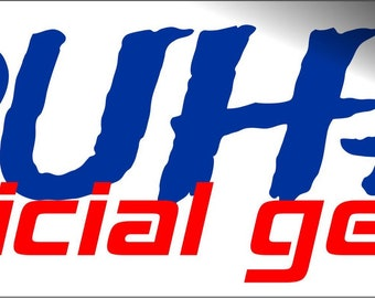 PUHA Official Gear decals are now available !!!! Order yours today!!!