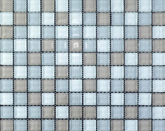 Glass Mosaic Tiles Blacksplash Multi-color Crystal Mosaic Tile Online Sale Bathroom Wall Decor Cheap Floor Tiles