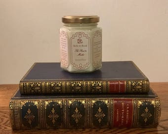 The Road to Market: Apple, Blackberry & Raspberry - Literature Lover Natural Scented Soy Candle - The Goblin Market - Christina Rossetti