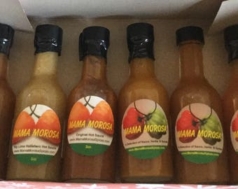 The Ultimate Hot Sauce challenge