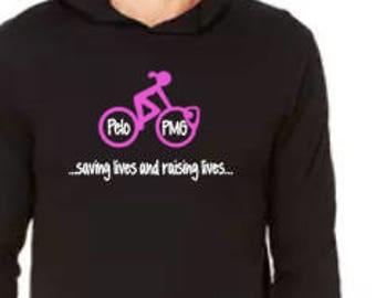 PMG Saving Lives and Raising Lives - Hoodie