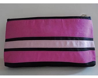 Yves Saint Laurent clutch. Makeup Bag from Yves Saint Laurent. Gift for  her. Vintage accessory. Collectibles  made in France c115573faeded