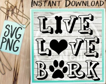 live love bark etsy