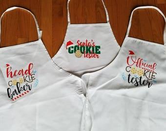 Holiday Aprons Childrens Aprons Christmas Aprons Kitchen Aprons Kids Aprons Custom Aprons Personalized Aprons Kids Kitchen Aprons