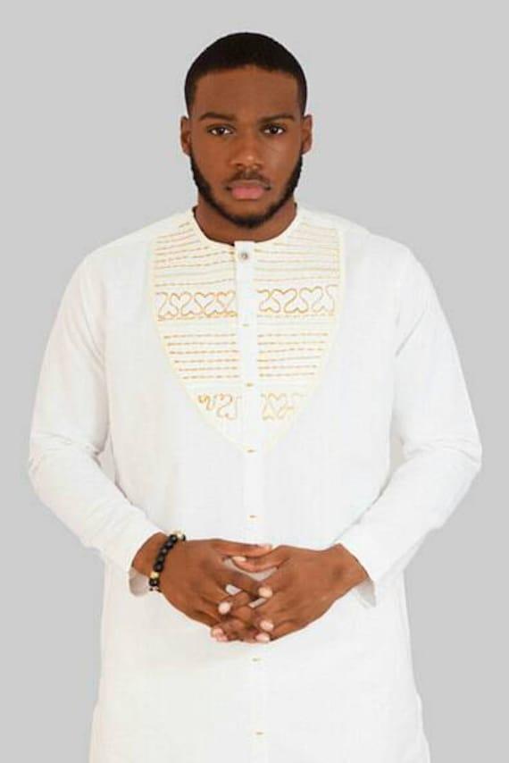 Black Wakanda Ankara Clothing Shipping Men African Kente Panther Dashiki Outfit Dress Men Shirt Men's Express Dress African Outfit men 64yC7qUqR