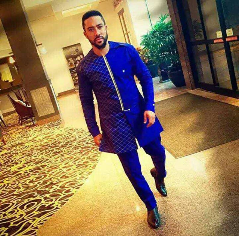 De Unetsy Et Vêtements Homme Tenue Chemise Africaine N8m0wn Ankara fy76gb