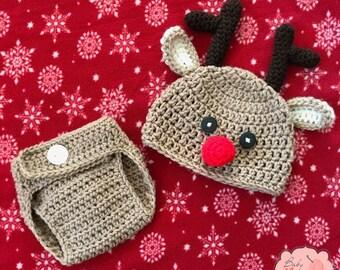 Baby Love Crochet Props