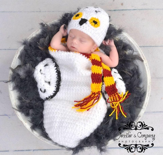 HEDWIG AMIGURUMI (Harry Potter) - YouTube | 543x570