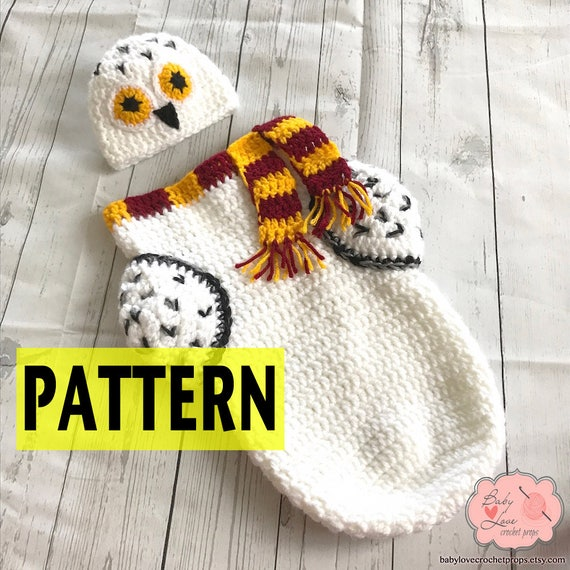 Amigurumi Crochet HEDWIG AMIGURUMI (Harry Potter) – Amigurumi Patterns | 570x570