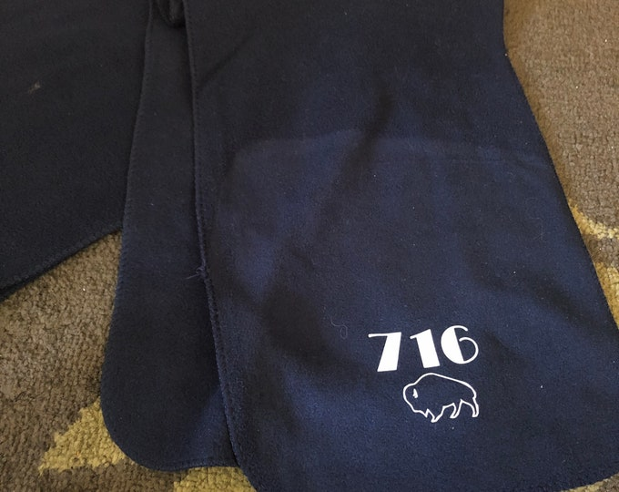 716 Buffalo Fleece Scarf