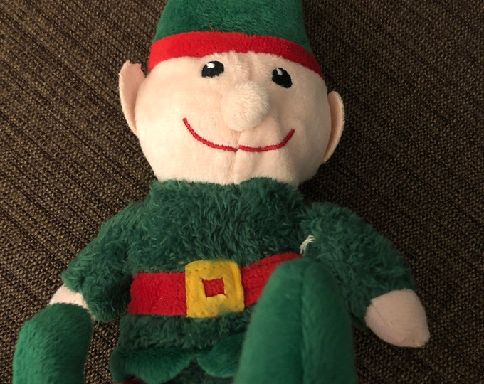 Personalized Elf (green)