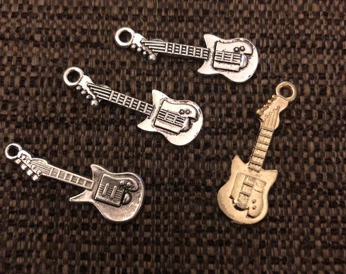 Guitar Charms (Q4)