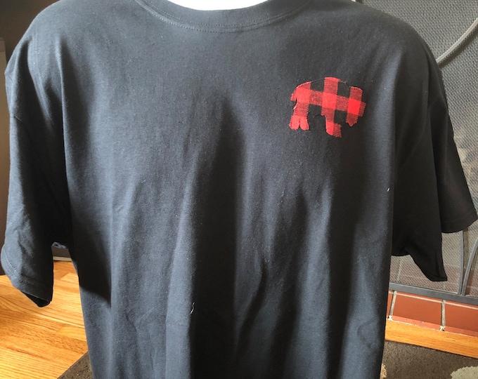 Buffalo Plaid T-Shirt