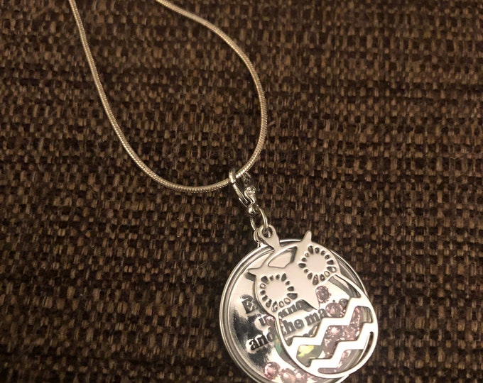 Personalized Ladies' Necklace (engraved)