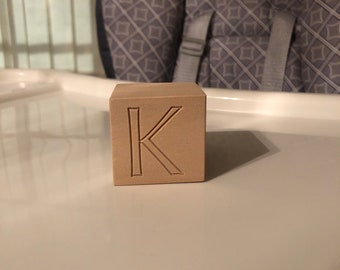 Personalized Baby Blocks