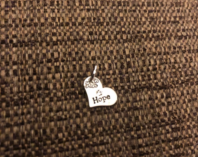 Hope charm