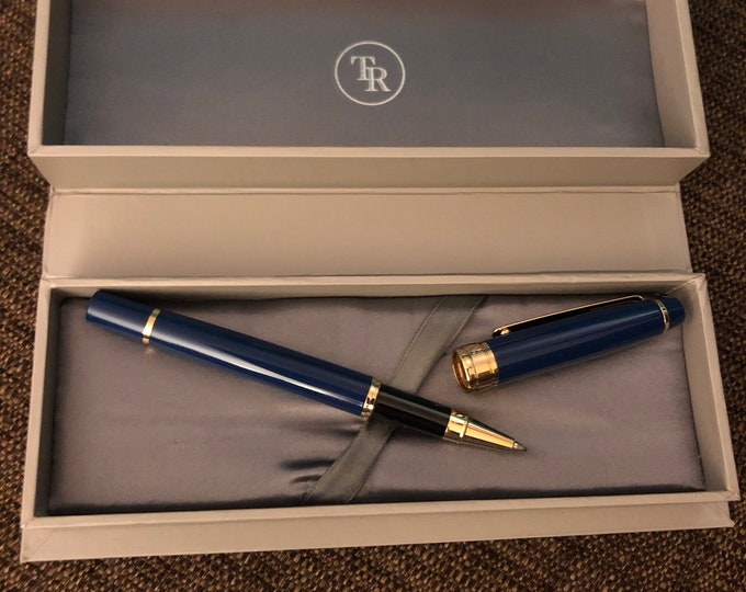 Personalized Rollerball Pen (refillable)