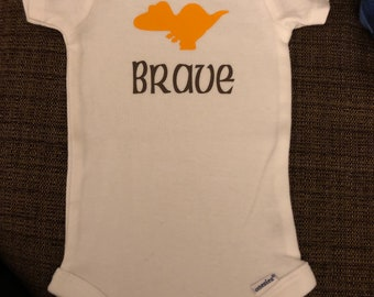 Brave with dino design (SALE)