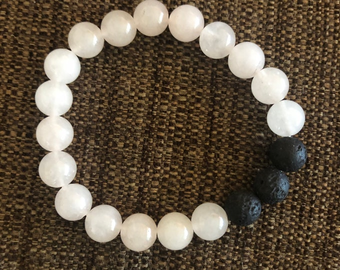 Lava Bead Jewelry (personalized) - various styles