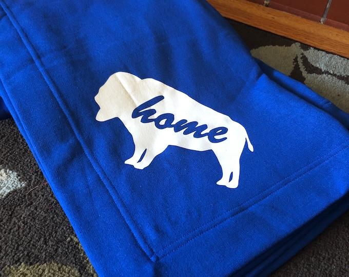 Buffalo Home blankets