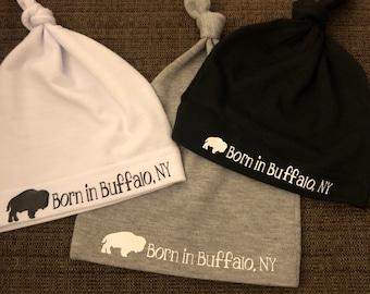 Born in Buffalo, NY caps