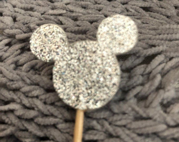 Mouse Cupcake Toppers