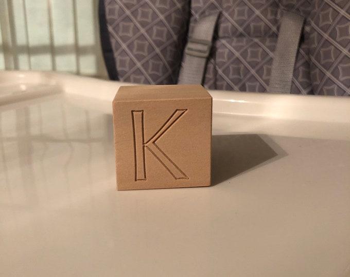 Personalized Baby Blocks