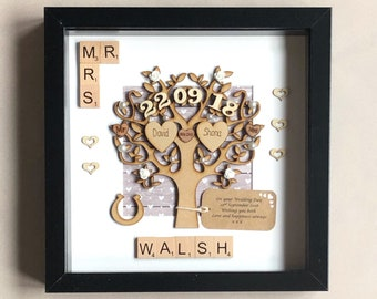 Unique Wedding Gift For Couple Etsy