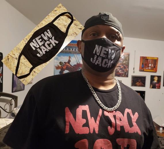 New Jack Face Mask