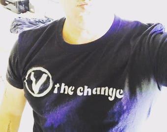 V the Change