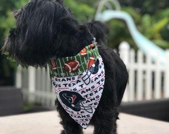 71d25b477 Houston Texans Dog Bandana
