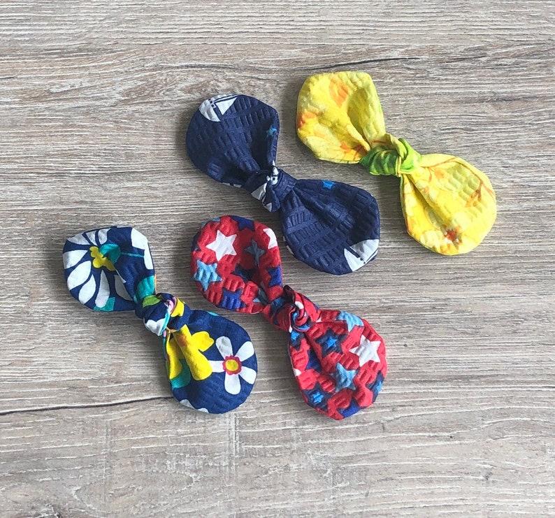 hair clip for dogs french barrette clip alligator clip spring hair bow girl dog bow Summer Dog hair bow clip