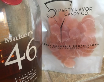 Old Fashion, Bourbon Candy, Fathers Day, Gifts for men, Bourbon Gifts, Bourbon Lover Gift, Whiskey, Gift for Dad, Gift for Husband