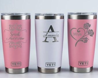 custom yeti cup etsy
