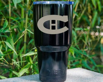 Montreal Canadiens YETI Cup Montreal Canadiens Cup Montreal Canadiens Birthday Montreal Canadiens Gift Montreal Canadiens Party