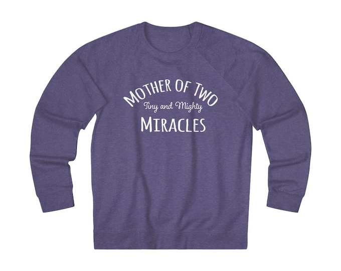 Mother of Two Tiny and Mighty Miracles/ Twin mom / preemie clothes /nicu walk / preemie walk / preemie baby / mother's day / miracle / baby